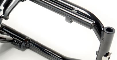 Aluminum seat rail