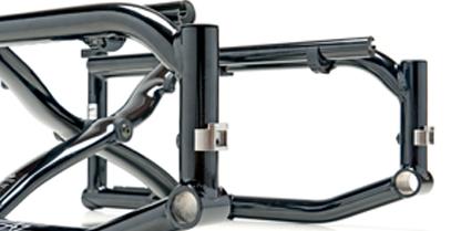 Rigid unibody frame