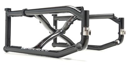 Hybrid frame design